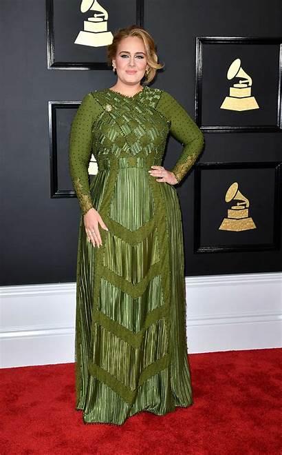 Adele Grammy Awards 59th Angeles