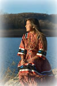 Cherokee Indian Tear Dress