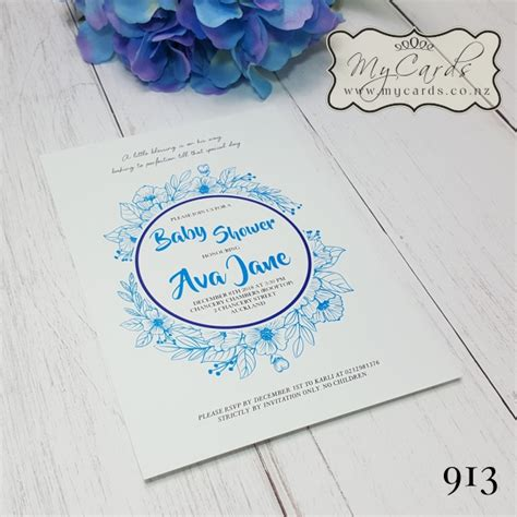 baby shower invites nz baby shower invitations lineart circle flowers design