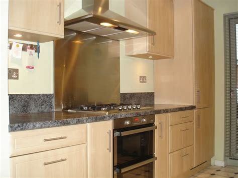 kitchen refurbished  peter hamilton kitchens  bishops