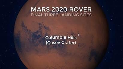 Mars Landing Most Recent Nasa Yet Map