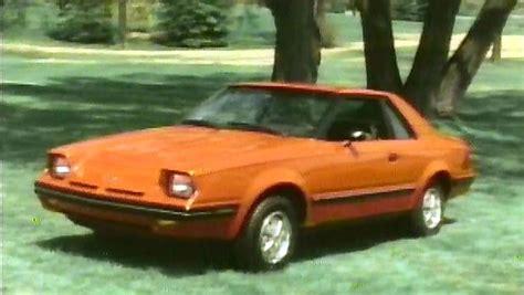 ford exp manufacturer promo