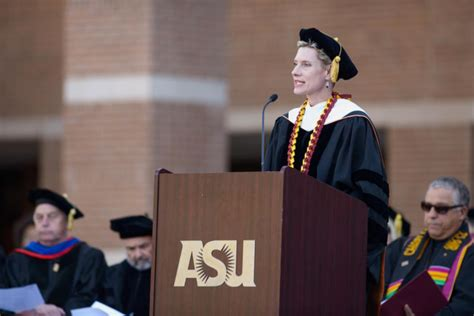 asu commencement caps    year  graduating