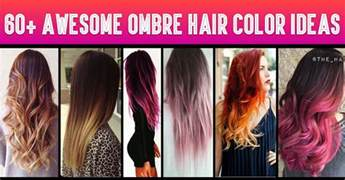 different wedding ideas 60 awesome diy ombre hair color ideas for 2017