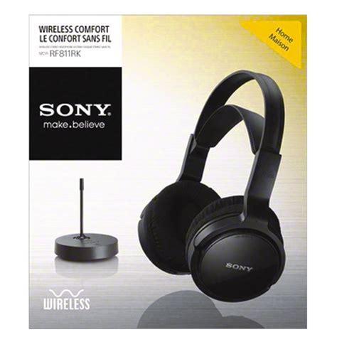Sony MDR RF811 Headphones   ELF International Ltd