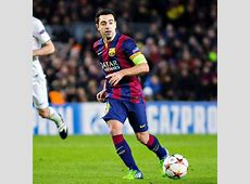 Xavi Barcelona cannot afford blank 2015 must win trophies