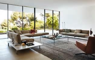 ideal home interiors avio sofa system knoll