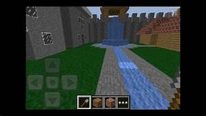 Minecraft Pe Kingdom Build Ideas Needed Youtube