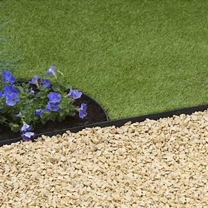 Bordure De Jardin Leroy Merlin : bordure complet nature polyur thane noir x cm ~ Melissatoandfro.com Idées de Décoration