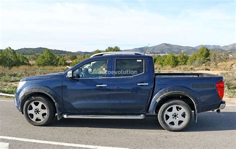 alleged mercedes benz pickup mule spotted