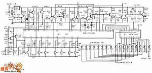 Induction Cooker Schematic Circuit Diagram