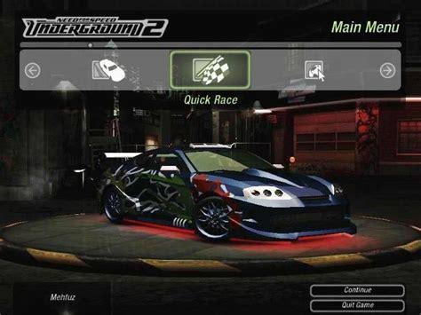 save game   speed underground  speed