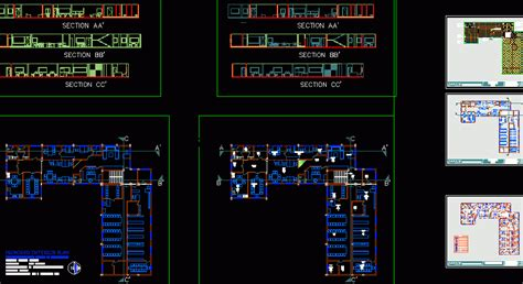 college interior dwg block  autocad designs cad