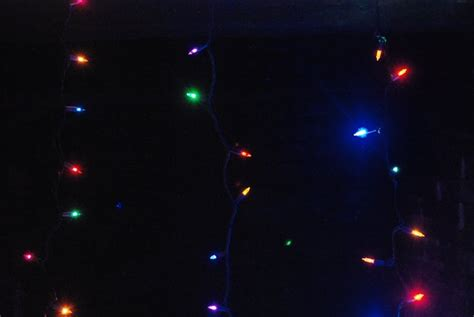 led christmas lights only half working mouthtoears com