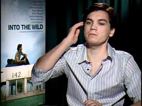 Into the Wild - Exclusive: Emile Hirsch Interview - YouTube