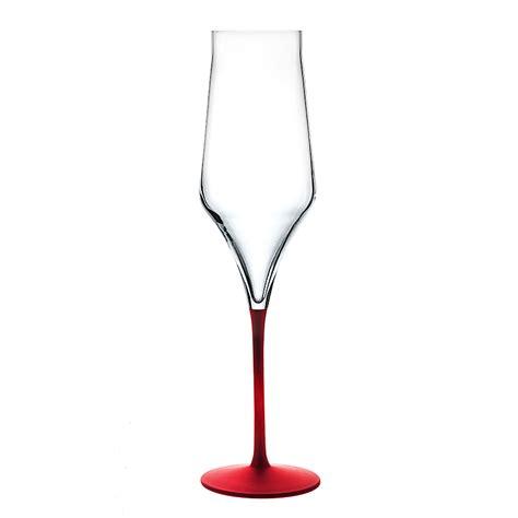 Bicchieri Flut by Bicchieri Flute Da Chagne In Cristallo Piatti Adriano