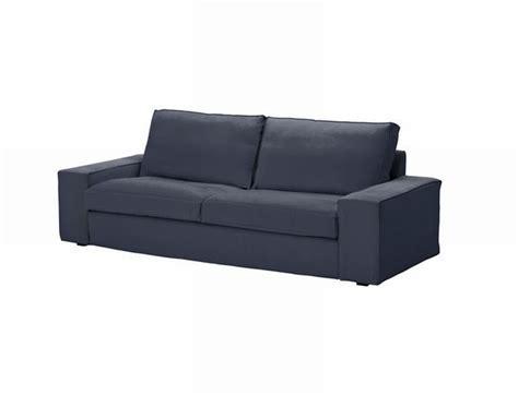 Canapã Kivik Ikea Ikea Kivik 3 Seat Sofa Slipcover Cover Ingebo Blue Cotton