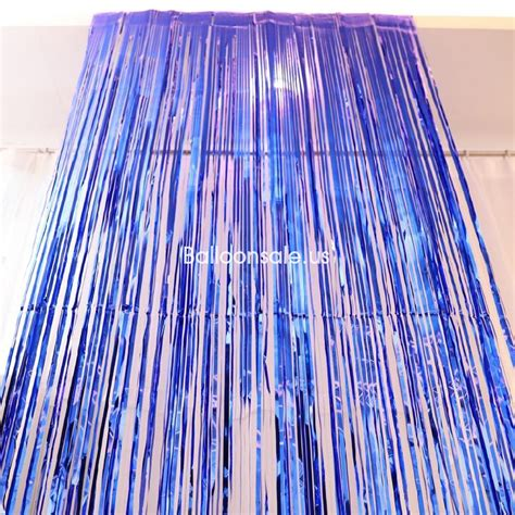 Metallic Foil Fringe Curtains by Cheap Metallic Foil Fringe Door Curtains Doorway