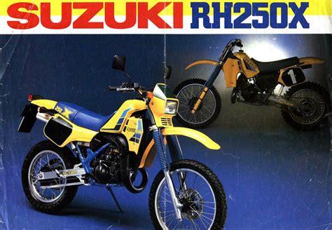 Suzuki Technique by Suzuki Ts250x
