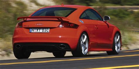 Rs Dual Clutch by Audi Tt Rs Gets Seven Speed Dual Clutch Transmission