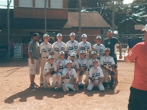 deck cougars 13u cougars conquer the dells end season with tournament win