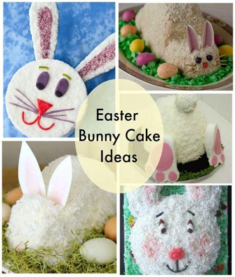easter bunny cake ideas easter bunny cake ideas