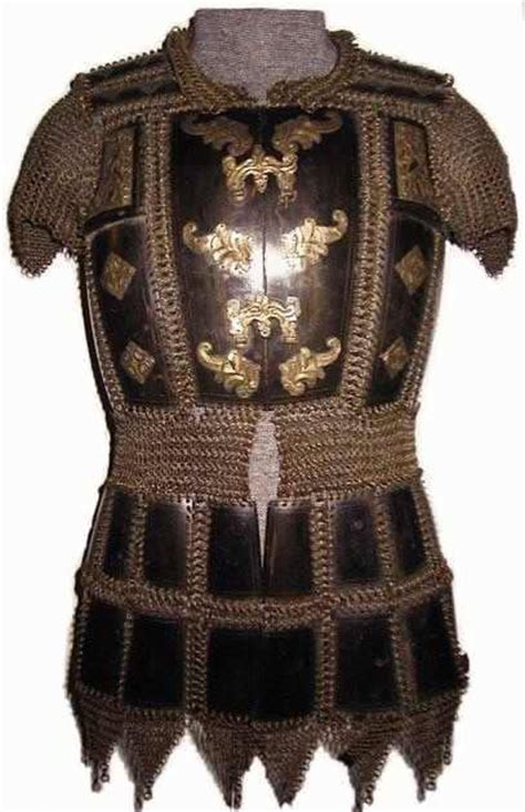 history  chainmail