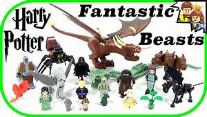 LEGO Harry Potter Fantastic Beasts Collection BrickQueen