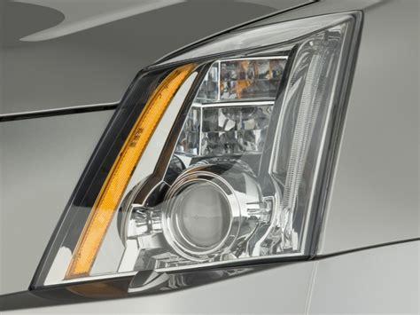 2008 cadillac cts 4 door sedan rwd w 1sa headlight
