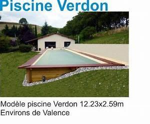 Couloir De Nage En Kit : piscines semi enterr es albums photos ~ Preciouscoupons.com Idées de Décoration