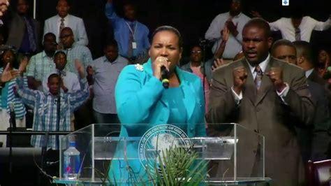 Cogic Aim 2016 The Anointed Pastor Kimberly Ray Gavin