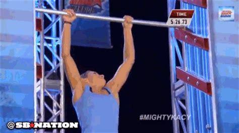pound gymnast completely demolish american
