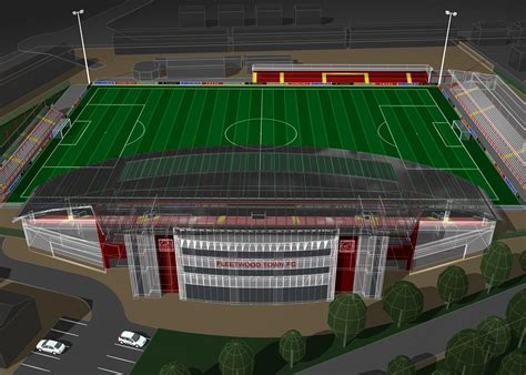 Place North West   Fleetwood Town expansion plans passed
