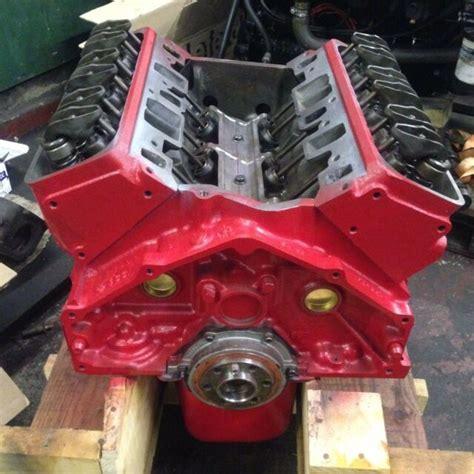 volvo penta   marine engine factory recon long motor