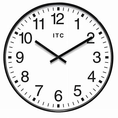 Clock Wall Analog Round Standard Inch Basic