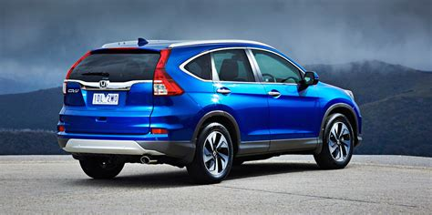 2015 Honda CR-V Series II pricing and specifications ...