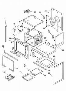 Oven Parts Diagram  U0026 Parts List For Model Kesa907pbl00