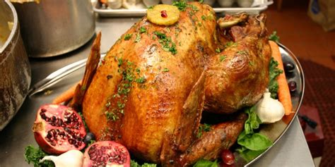 how big of a turkey do i need how much turkey to buy for thanksgiving business insider
