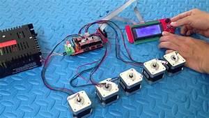 3d Printer Kit Test   Mega 2560   Ramps 1 4   Lcd 2004