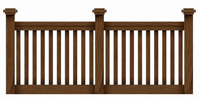 Fence Transparent Clipart Wooden Fencing Gate Wood
