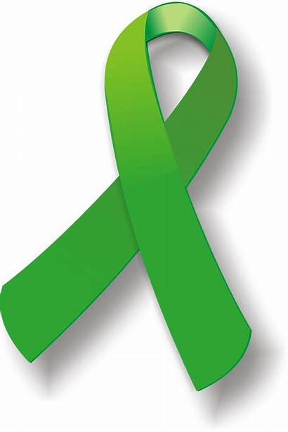 Ribbon Clipart Awareness Glaucoma Month January Svg