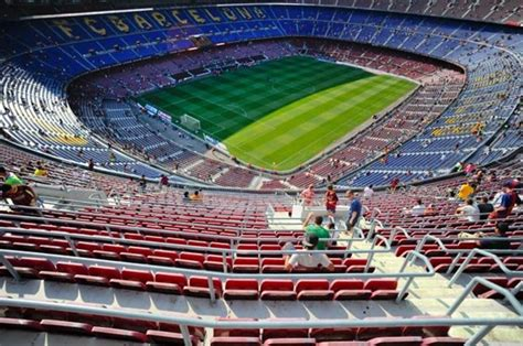 Barcelona unveil INCREDIBLE stadium plans that will make ...