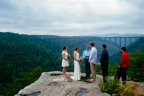 019-new-river-gorge-long-point-trail-wedding-ceremony-by ...