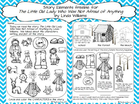 the book bug story elements lesson for 228   story elements freebie