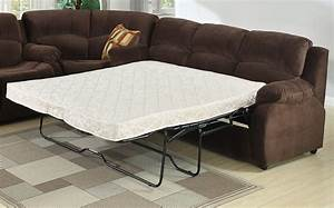 Sectional sofa with sleeper sofa couch sofa ideas for Sectional sofa with bed and recliner
