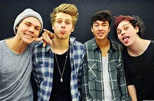 5SOS Gets Hacked and The Band Reacts Perfectly In Facebook ...