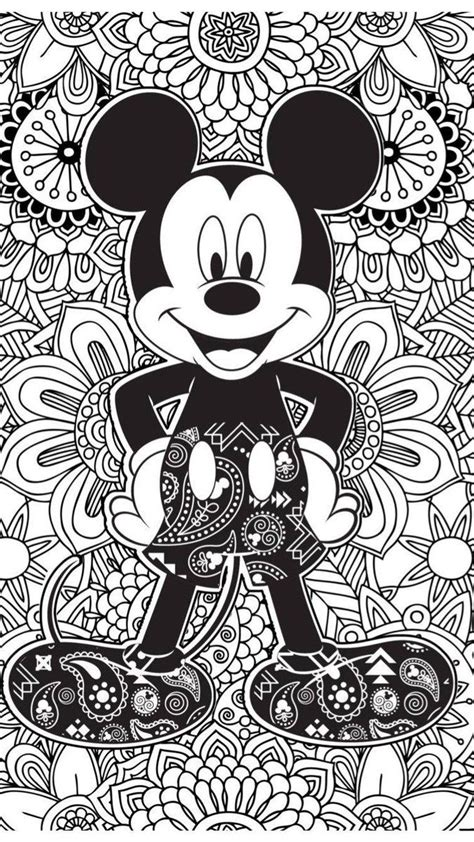 wcaakgrojpg  mickey mouse coloring