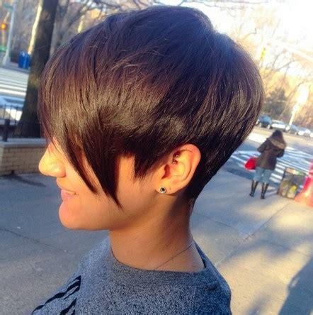 trendy short hair cuts  women  popular short