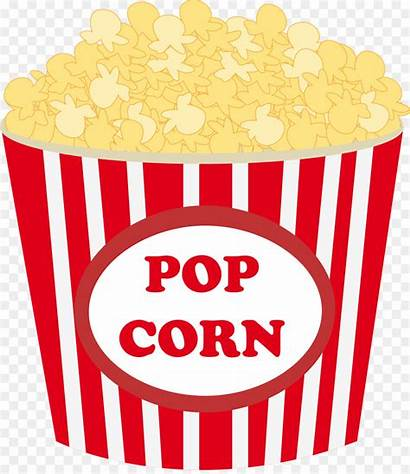Popcorn Clipart Transparent Party Birthday Library Clip