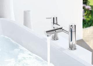 concetto badkamerkranen voor je badkamer grohe